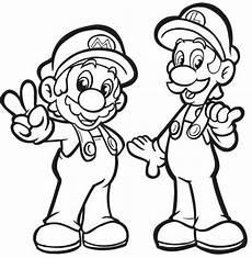 Gratis Malvorlagen Mario Und Luigi Mario And Luigi Drawing At Getdrawings Free