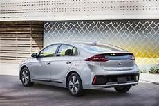 2017 Hyundai Ioniq Hybrid In Hybrid Electric Revealed