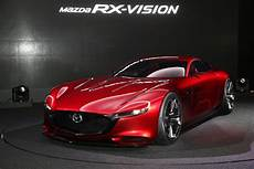 By Design Mazda Rx Vision Concept