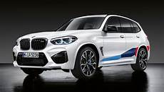 bmw x3 m and x4 m get m performance parts the torque report