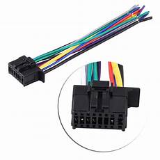 Car Radio Stereo Wire Wiring Harness Cd Player