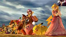Brawl Malvorlagen Xp Smash Bros Legacy Xp Gameplay Espa 241 Ol El Smash