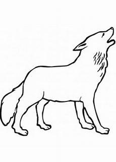 Malvorlagen Wolf Malvorlage Wolf Coloring And Malvorlagan