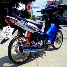 Babylook Mio Soul by 76 Modifikasi Motor Mio Garnis Terlengkap Kujang Motor