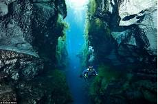 heavens below divers explore amazing underwater caves known as the cathedral daily mail online