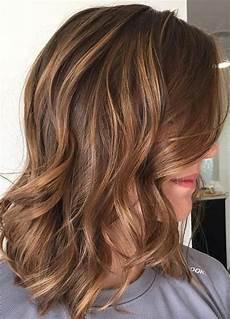 cheveux couleur noisette tendance couleur cheveux chocolat et miel coloration des