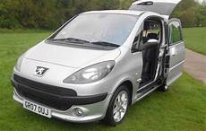 Used Silver Peugeot 1007 For Sale Hertfordshire