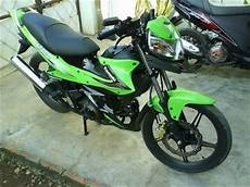 Modifikasi Kawasaki by Modification Motor Modifikasi Kawasaki Athlete 125 Cc R