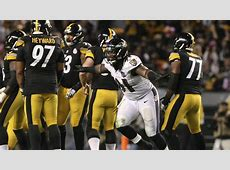 ravens steelers game live