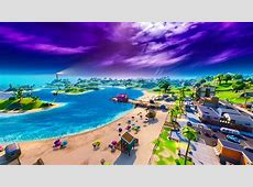 Fortnite Chapter 2 Map Wallpaper 70557 2560x1440px