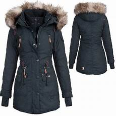 khujo damen winter mantel jacke camilla wintermantel