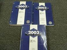 online auto repair manual 2000 buick regal parking system 2003 buick regal century sedan shop service repair manual set ls gs custom ebay