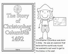 christopher columbus worksheets and book by hofmann 1st grade