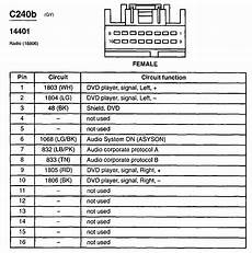 2005 expedition radio wiring diagram 2005 expedition eddie bauer stereo pinout