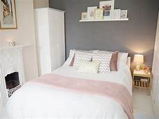 bedroom ideas grey pink and pink grey bedroom makeover on style
