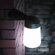 eterna ip65 led black well glass light fitting corner bracket coughtrie style 5013845043755 ebay