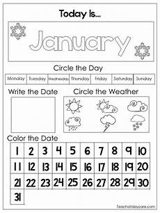 12 printable preschool calendar worksheet pages in a pdf download here is what you get 12