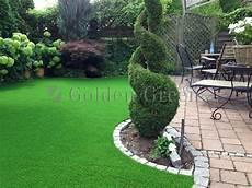 Kunstrasen Für Den Garten - kunstgras golden green f 252 r den garten und die terrasse
