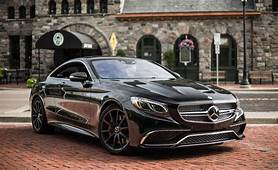 2015 Mercedes Benz S65 AMG Coupe Pictures  Amg