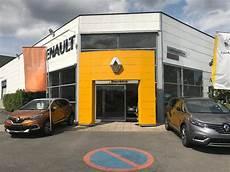 Renault Hottin Automobiles Concessionnaire Garage