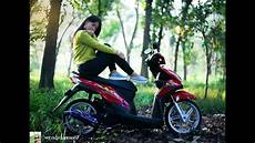 Modifikasi Motor Beat Fi Babylook by Modifikasi Motor Beat Fi Babylook Style Simple Tapi