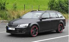 2015 Skoda Octavia Rs Plus Spotted Motor Exclusive