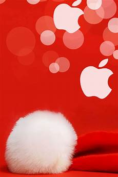 apple santa hat wallpaper pictures photos and images for facebook pinterest and