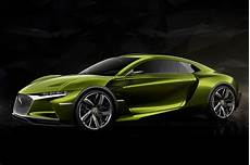 Charged Ds E Tense Gt Concept Revealed By Car Magazine