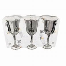 set di bicchieri set di bicchieri calici elegance 6 pz acqua flute