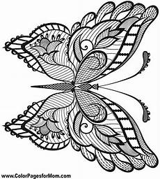 butterfly coloring page 38 butterflies to color