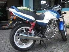 Thunder Modif by Suzuki Thunder 250 Gsx Modif Standart Oto Trendz