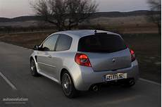 Renault Clio Rs Specs Photos 2009 2010 2011 2012
