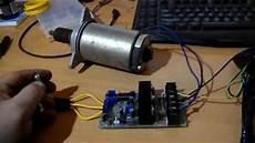 circuit build jaycar 20 12 24v speed controller test run youtube