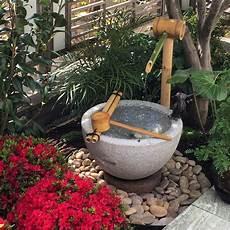 fontaine jardin japonais fontaine japonaise tsukuba 239 jardins du japon et d