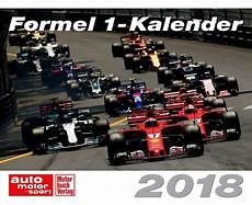 Formel 1 Kalender 2018 Kalender Motorbuch Versand De