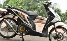 Modifikasi Motor Beat Baru by Berita Otomotif Gambar Modifikasi Motor Honda Beat