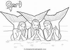 the attractive h2o coloring pages http