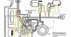 lambretta restoration wiring diagram for mugello 12 volt upgrade