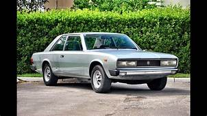1972 Fiat 130 Coupe  YouTube