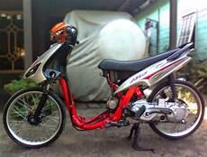 Modifikasi Warna Motor Mio by Gambar Foto Modifikasi Motor Yamaha Mio Lengkap