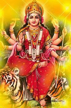 Maa Durga Hd Wallpaper For Mobile