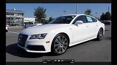 audi a7 2012 audi a7 prestige start up exhaust and in depth tour