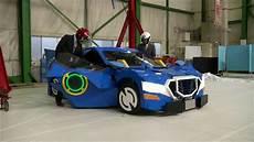 voiture qui se transforme des ing 233 nieurs japonais ont cr 233 e un robot humano 239 de quot transformer quot qui se transforme en voiture