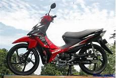 Modifikasi Motor Smash Titan by Suzuki Smash Titan Motor Bebek Lincah Dan Irit Info