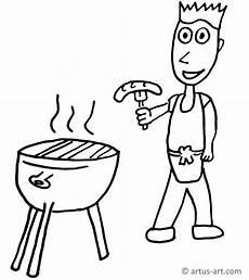 Malvorlagen Kostenlos Grillen Grill Ausmalbild 187 Gratis Ausdrucken Ausmalen 187 Artus
