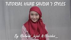 Tutorial Saudia 7 Style By Rizdes And Elmimi