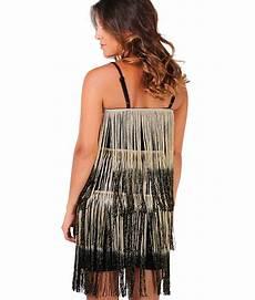 robe à franges ées 20 krisp 174 robe a frange charleston femme vintage 233 e 20