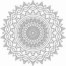 Kostenlose Ausmalbilder Zum Ausdrucken Mandalas Ausmalbilder Mandala Kostenlos Malvorlagen Zum