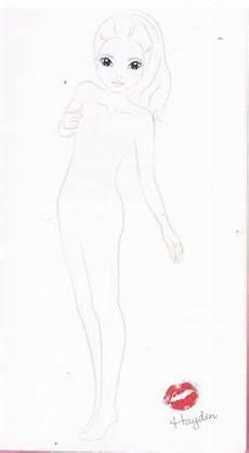 topmodel ausmalbilder meerjungfrau top model bilder zum