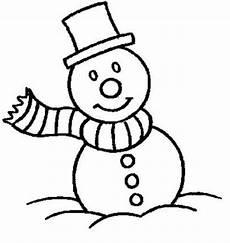 Malvorlage Kinder Schneemann Ausmalbilder Winter Ausmalbilder F 252 R Kinder
